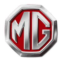 لوگوی شرکت ام جی موتور